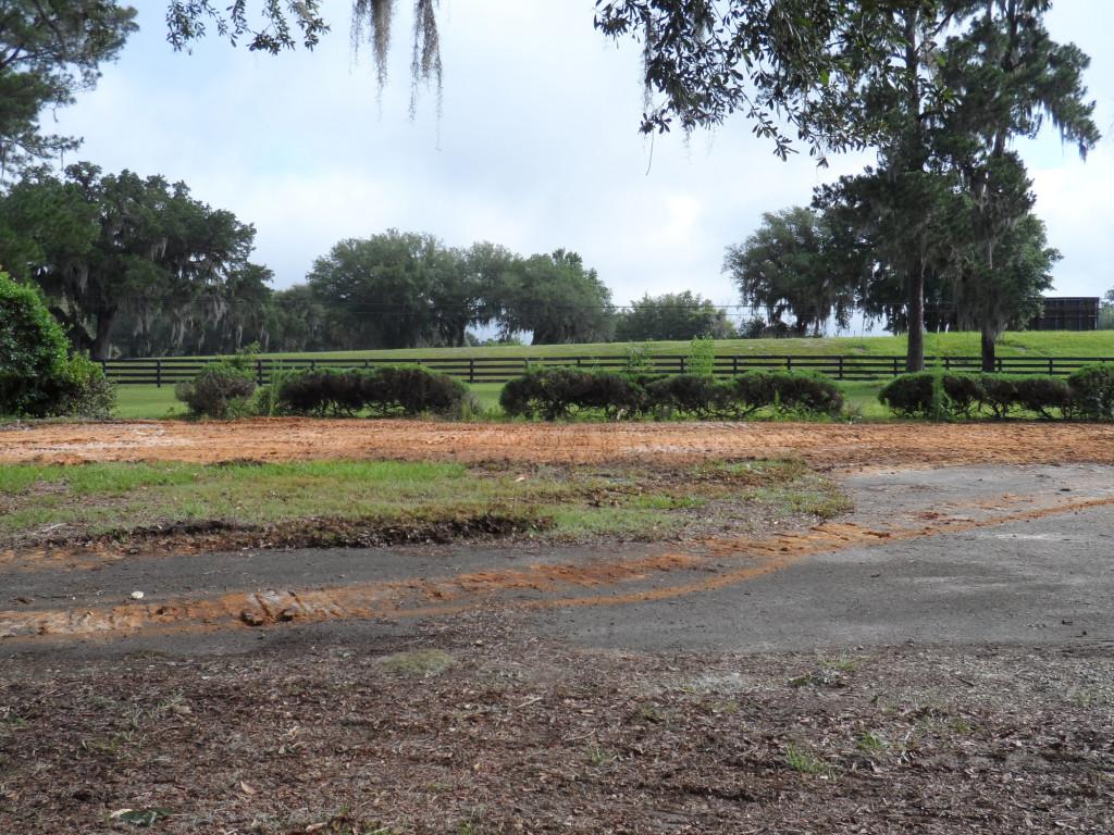 AFTER: Barn Demolition