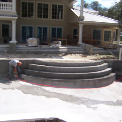 BEFORE: Concrete Removal