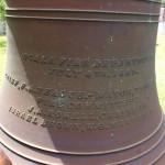Firemen's Bell for City Firehouse